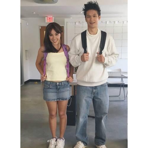 Harry en mode ado pour le nouveau court métrage de Wong Fu Productions :)