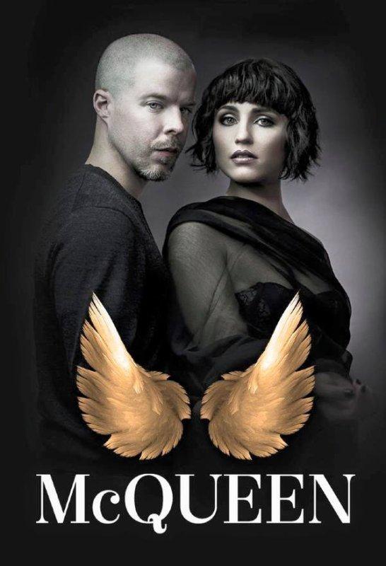 L'affiche promo pour McQueen vient de sortir :)