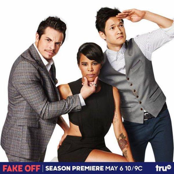 Nouvelles photos promo et tournage de Fake Off :)