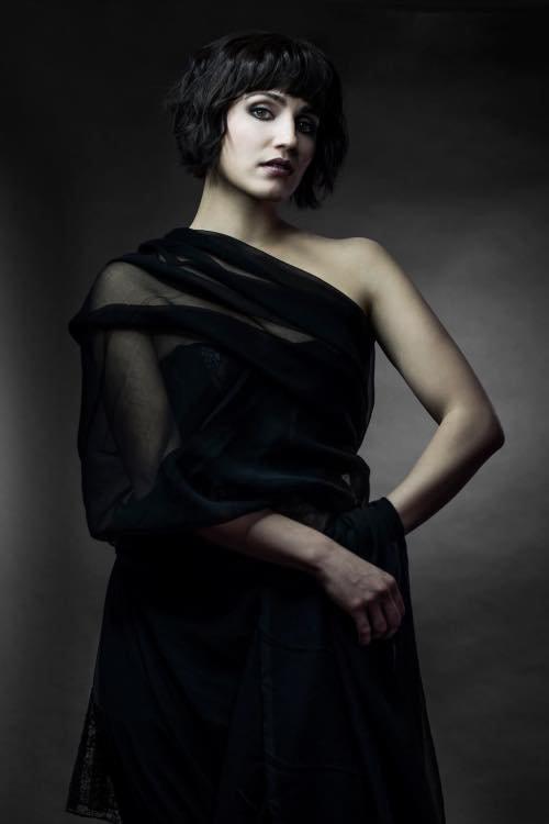 Dianna en Dahlia pour McQueen :)