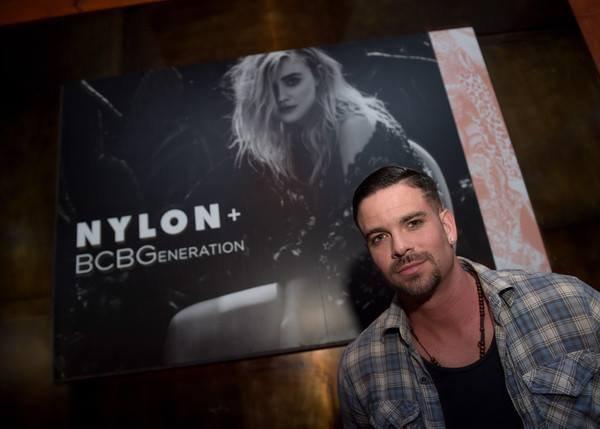 Mark était jeudi soir à la NYLON Young Hollywood Party :)