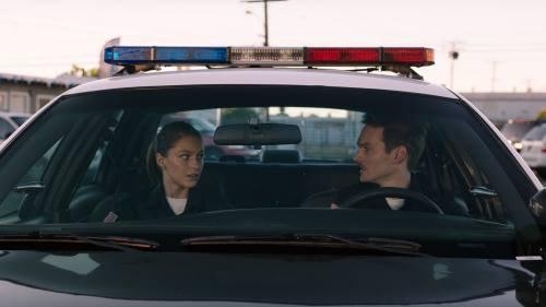 Still du film Band of Robbers avec Melissa qui sortira le 13 Juin :)