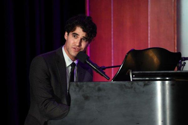 Darren était hier soir au Family Equality Councils 2015  :)