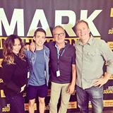 Kevin dans l'émission radio de Mark In The Morning mercredi :)