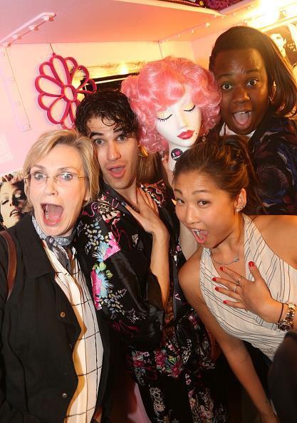 Jenna Jane et Alex sont allé voir Darren sur scène hier :) (11/06/15)