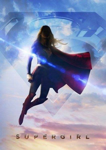 Premier poster officiel de SUPERGIRL :)