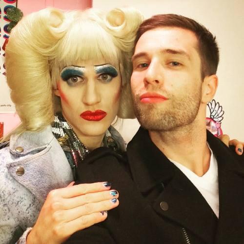Hedwig en compagnie de Paul Mcgill. :)