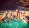 Mark Salling News Nouvelle photo de Mark en vacances avec ses amis :)