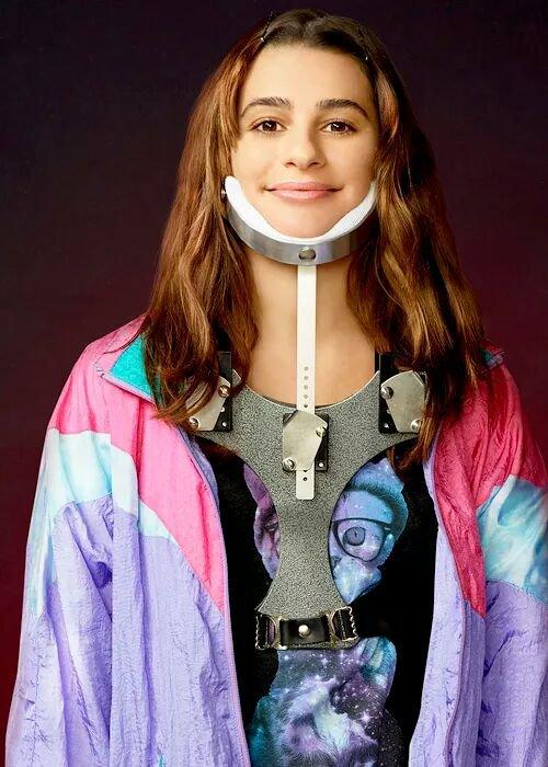 Nouvelle photo promotionnelle de Lea dans Scream Queens :)