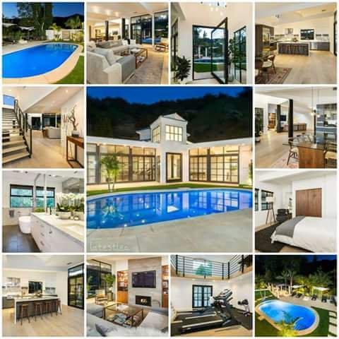 Voici la maison de Lea et Matthew :)