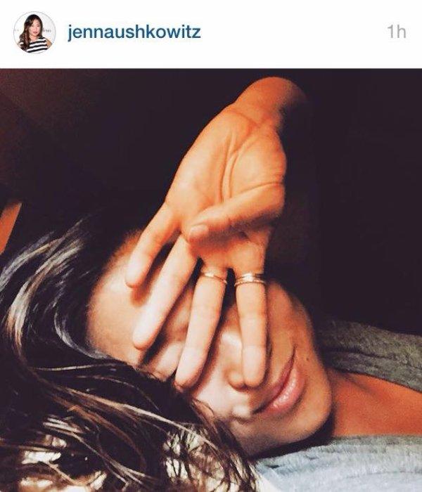 Jenna sur instagram :)