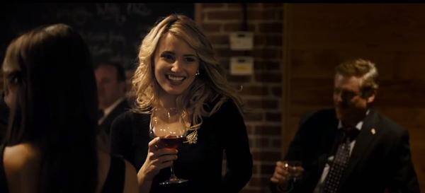 Stills de Dianna dans le film Zipper qui sortira en salle le 28 août au cinéma aux USA et en VOD :)