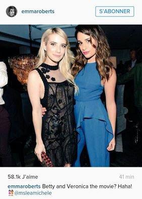 Emma et Lea