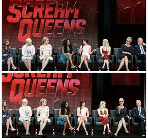 Scream queens hihi