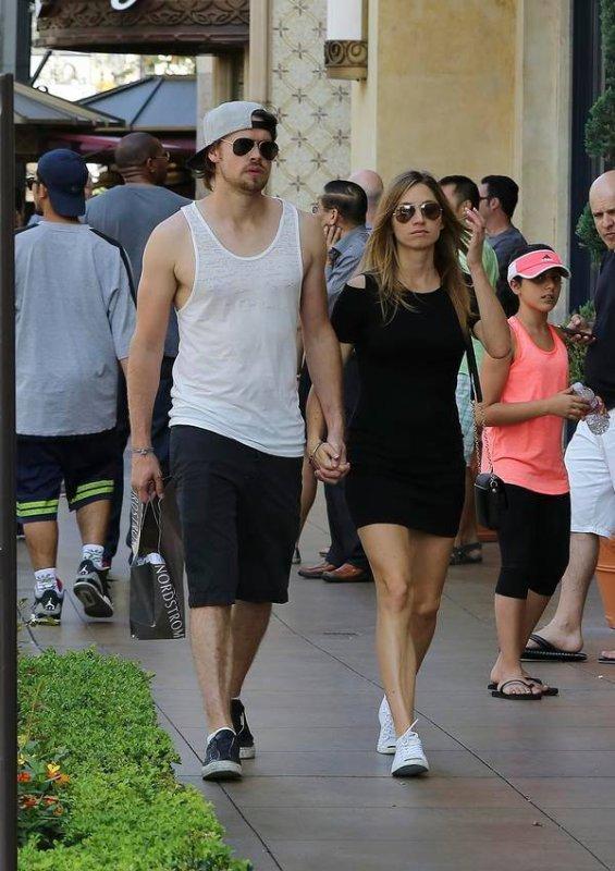 Chord et sa copine le 21 août