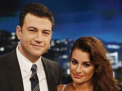 Lea sera sur le plateau de Jimmy Kimmel le 22 septembre