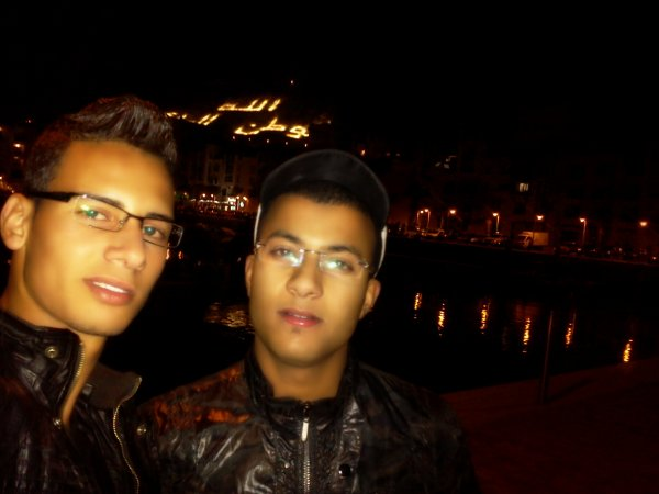 Me and My BesT Friend Hassan