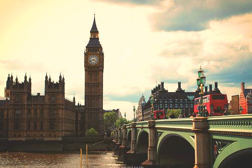 Londres ! ♥