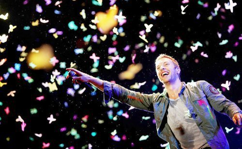 COLDPLAY, Groupe de folie *o*