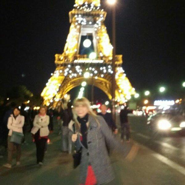 Paris ma deuxième ville,j'adore  aussi.....