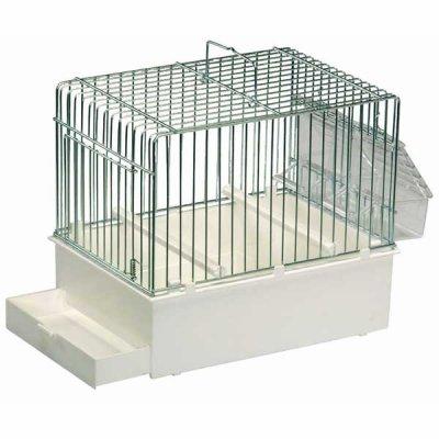 Cage pour ecolage des jeunes chardos