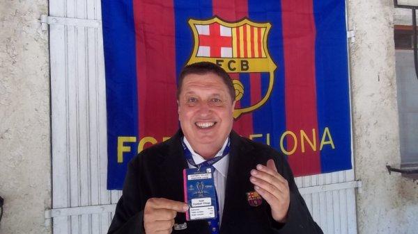 MARC SABATES FUTBOL CLUB BARCELONA