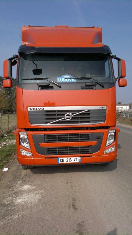 Mon nouveau camion du boulot depuis Lundi 27 Février