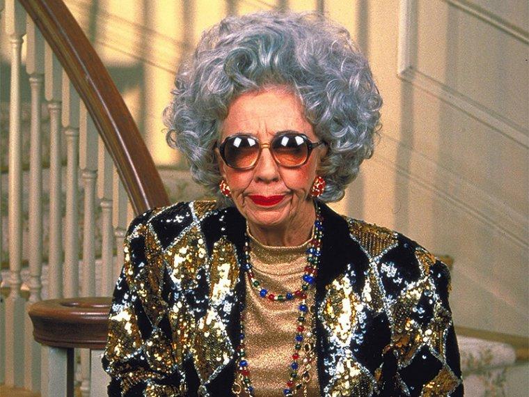 R.I.P Grand-mère Yetta