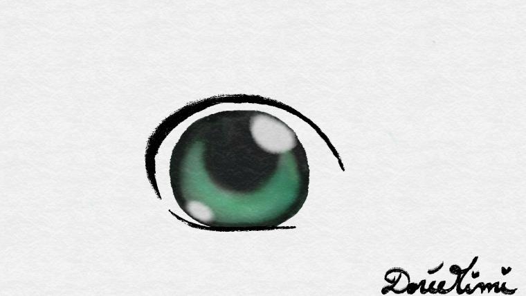 Eye, Kiss, Lips ( j'ai tenté de remixer la chanson de Taeyang mais comme il y a pas de nez ça fonctionne pas XD )