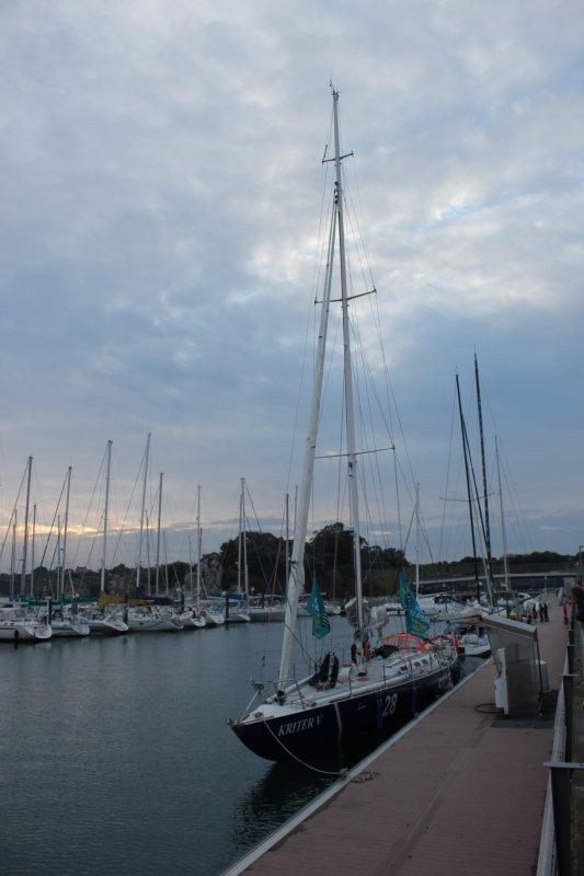 Balade à Roscoff: le port en eau profonde du Bloscon