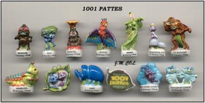 1001 pattes et the wild