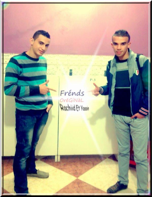 Moi Et Rachiid