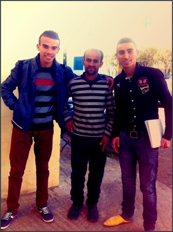 Me And Mafia And Jawàd De Maroc, Nador