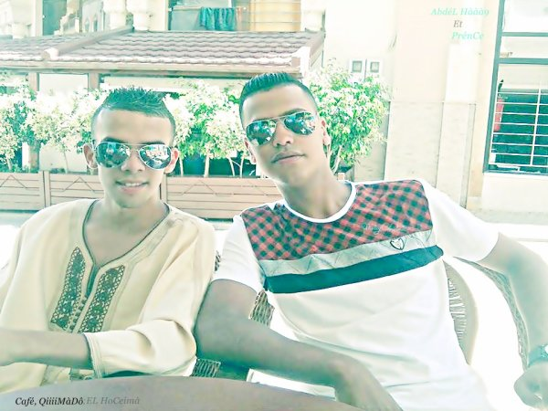 Moi Et Khoya AbdeL Haaa9