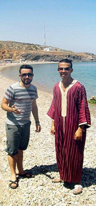 Avec Khawa 3aLé ♥