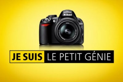 Nikon, D3100.