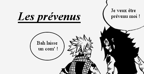 ♥ Prévenue ♥