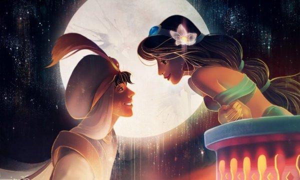 ... Aladdin ...