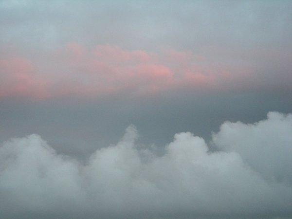 La tête dans les nuages ...