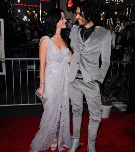 Katy Perry et Russell Brand veulent créer une organisation caritative