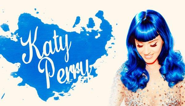 Katy Perry n°1 aux US devant Rihanna, Bruno Mars et Kesha