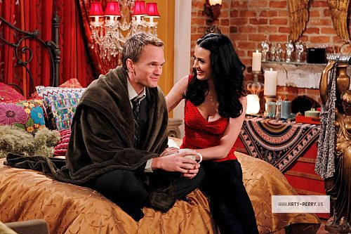 Katy Perry dans How I Met Your Mother