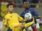 Qualification Euro 2012 : France - Roumanie