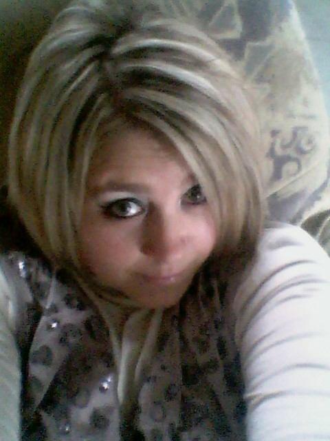 Juste un peu plus blonde ;)