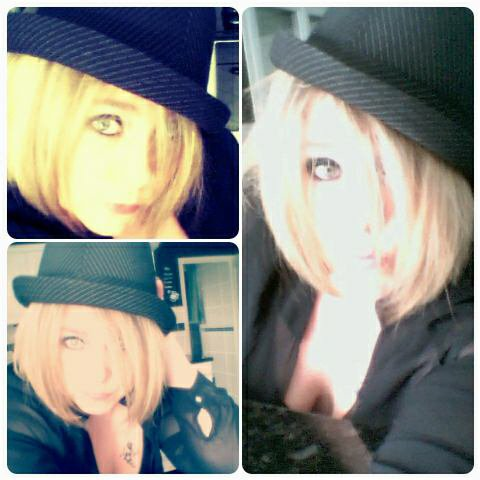 Seance chapeau