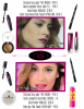 . Get the look - Un Makeup comme Martina Stoessel .