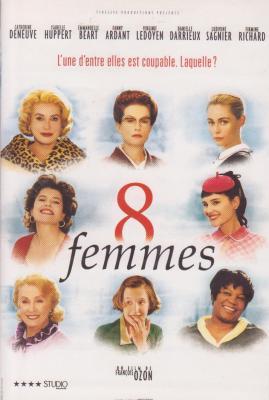 FILM: 8 femmes (2002)