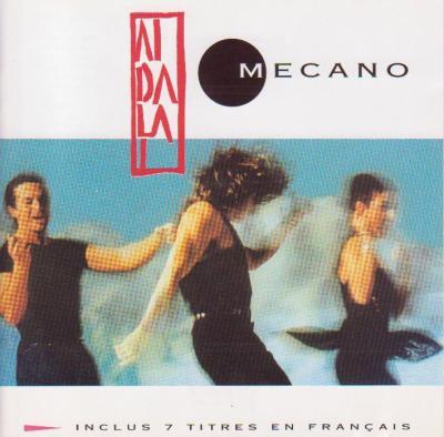 Au-delà de l'ombre  Mecano - Aïdalaï (1991)