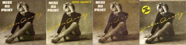 L'ombre de la lumière  Jakie Quartz - Mise au point, les différentes pochettes