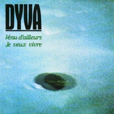 Coup d'oeil sur...  Dyva - Venu d'ailleurs (1987)
